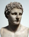 Meleager Bust