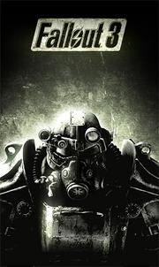 Fallout 3 cover art