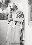 Jewish shofar