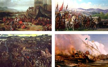 Ottoman-Italian War Montage (Caesar of Rome)