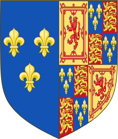 File:Royal Arms of Mary, Queen of Scots, France & England.PNG
