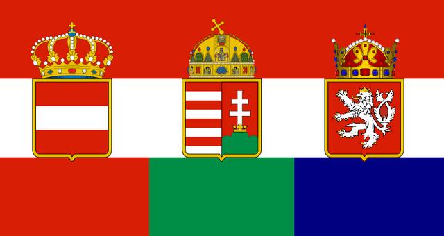 File:Austria hungary bohemia flag by kyuzoaoi-d428rbw.png