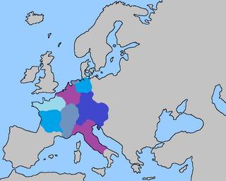 Carolingian empire (Fidem Pacis)