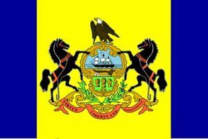 FR-Flag of Pennsylvania