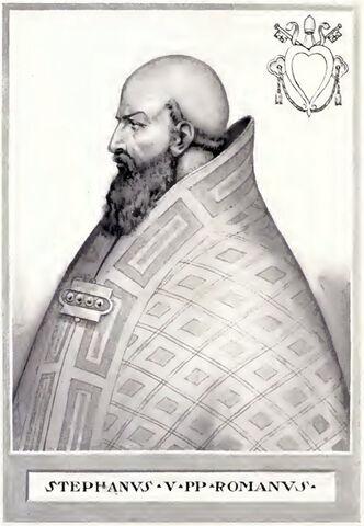 File:Pope Stephen V.jpg