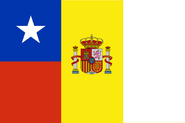 Chile Intendancy Flag