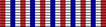 Czechoslovak War Cross 1938-1939 Ribbon