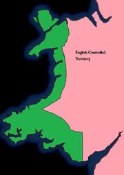 Wales end of 1774