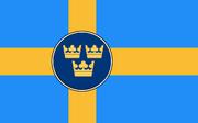 Flag of Christinia Atlantic Islands