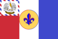 Flag of the Most Serene Republic of New Orleans