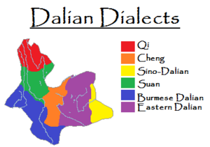 Dalidialects