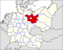 CV Map of Brandenburg 1945-1991