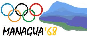 Managua 1968, Summer Olympics (Alternity)