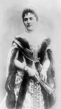 Princess Anastasia of Montenegro 1916