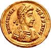 Honorius Golden Coin