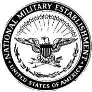 National Military Establishment seal 1947-1949-1-