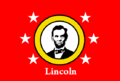 Flag of Lincoln