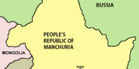 People's Republic of Manchuria (McCarthy World)