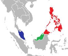 The Partition of Malaya & Sibah (Dawn of War Map Game)