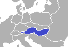 Austria Hungary location (SM 3rd Power)