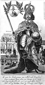 Cromwell-as-king