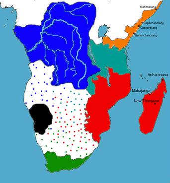 Major satavahana cities