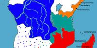 1155-1310 (402-557 AD) (L'Uniona Homanus)