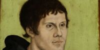 Martin Luther (Tudor Line)