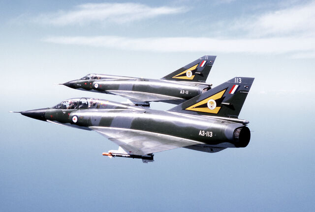 File:Two Mirage III of the Royal Australian Air Force 1.jpeg