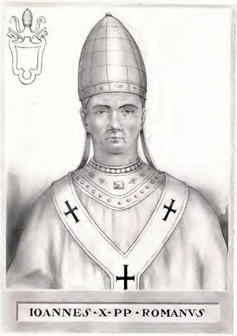 File:Pope John X Illustration.jpg