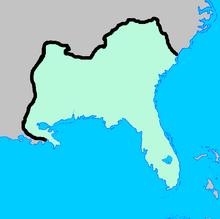 Louisiana Map VINW