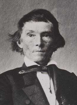 Alexander Stephens -1855