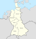 Atlas of Germany (No Napoleon)