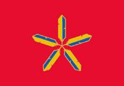 Flag of Aksimiki