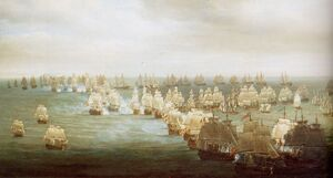 Battle of Traflagar
