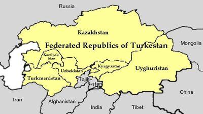 FR-Turkestan