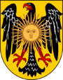 BundesRepublik Silberach CoA (The Purple Mantle)