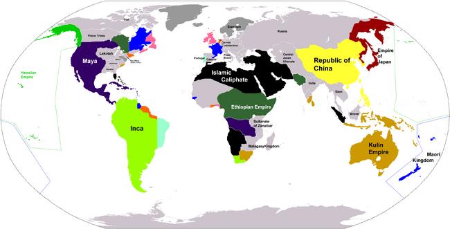 Babakiueria (Map Contest)