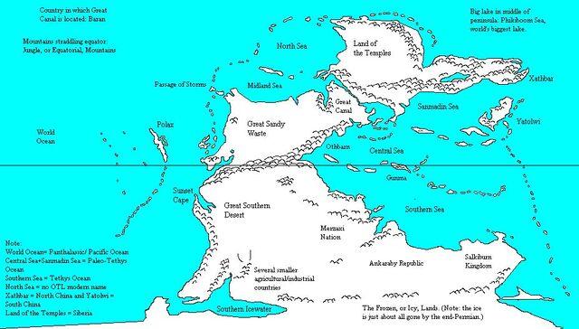 File:Permian world map (Permian Extinction-Civilization).jpg