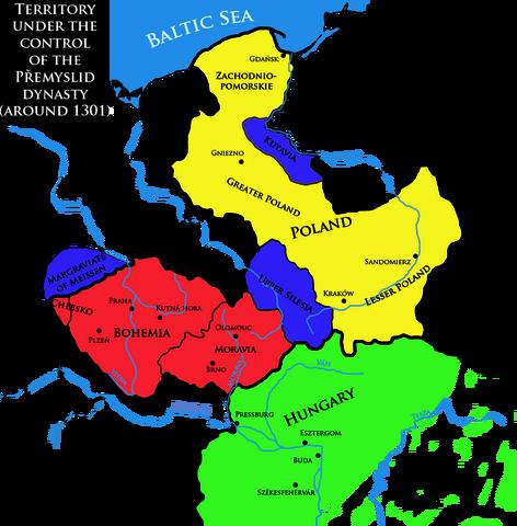 File:Bohemia in 1301.png