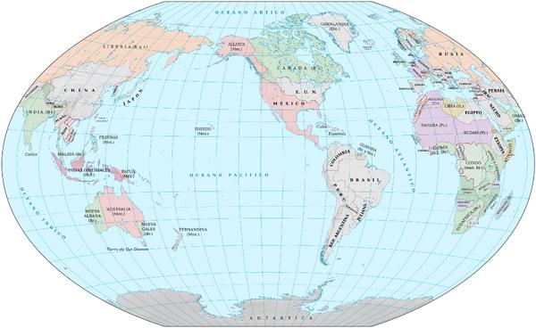 Mejeada map