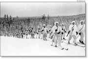 Finnish troops karelia
