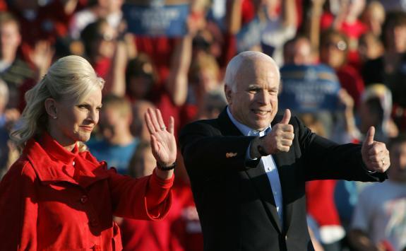 File:McCains campaign rally 2008 Dayton, Ohio.jpg