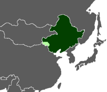 RD Manchuria Location