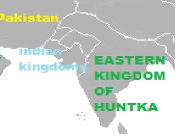 Indian kingdoms