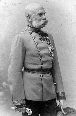 File:395px-Pietzner, Carl (1853-1927) - Emperor Franz Josef I - ca 1885.jpg
