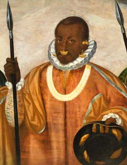 Xadreque I of Benin