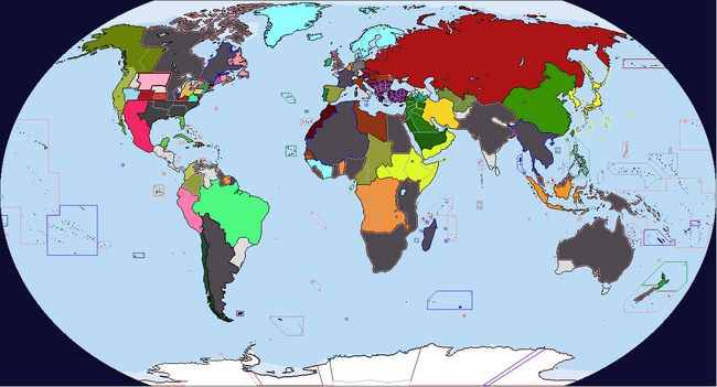 Diversa Pars Map Game 1934 Map 2