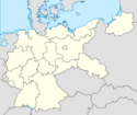 Germany location map 1997-2014 (IM)
