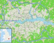 London thames 1983DD